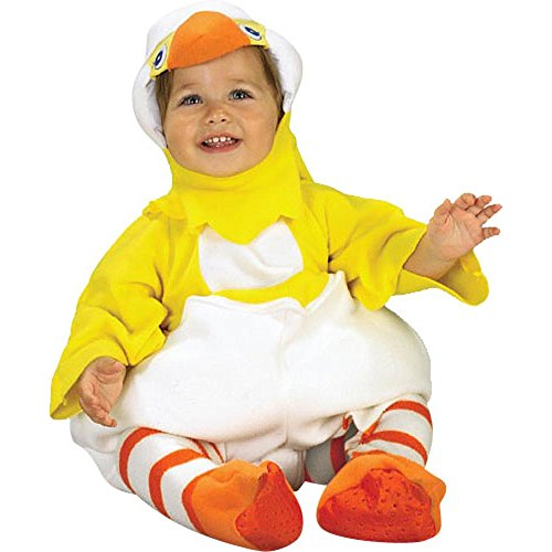Child's Infant Baby Hatching Chicken Costume (6-12 Months)