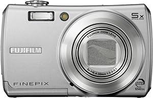 Fujifilm Finepix F100fd 12MP Digital Camera with 5x Wide Angle Dual Image Stabilized Optical Zoom