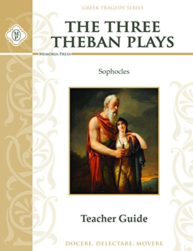 the three theban plays by sophocles essay The role of fate in sophocles' antigone essay the three theban plays of sophocles involving oedipus and his family reflect this belief with tragic outcomes in.