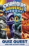 Skylanders Quiz Activity Book