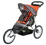 InStep Ultra Runner Jogging Stroller (Red/Gold/LtGray/Dk. Gray)