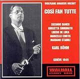 Mozart - Così Fan Tutte (Geneva 1949/Karl Bohm) Suisse Romande Orchestra