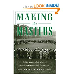 Making the Masters David Barrett