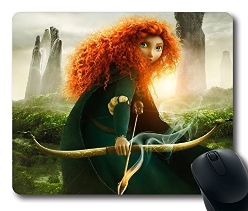 princess-merida-brave-rectangle-mouse-pad-by-icasepersonalized