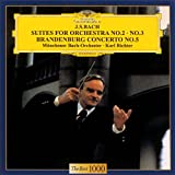 バッハ:管弦楽組曲第2番&第3番