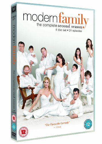 Modern Family - Season 2 [DVD]