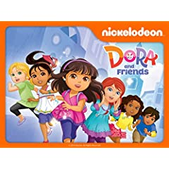 Dora and Friends: Into the City! on DVD