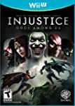 Injustice Gods Among Us Wii-U