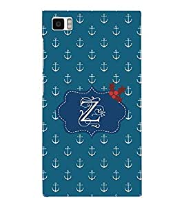 EPICCASE anchor of z Mobile Back Case Cover For Xiaomi Mi3 (Designer Case)