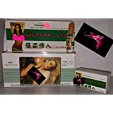 GERMAN LOVER - GERMAN FEMALE SEX ENHANCER ( 3 BOTTLE ) (SPANISH FLY) Natural Female Libido Booster DROPS Increase Your Sex Drive PLUS LOVE POTION EXCLUSIVE PEN