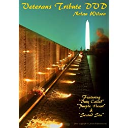 Veterans Tribute DVD