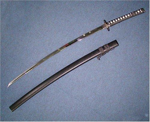 美術模造刀剣 黒石目 大刀
