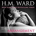 The Arrangement 12: The Ferro Family Audiobook by H. M. Ward Narrated by Kitty Bang