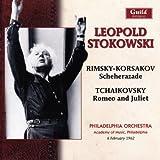 Rimsky-Korsakov: Scheherazade - Tchaikovsky: Romeo and Juliet