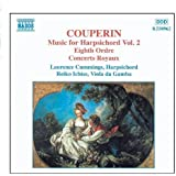 Couperin: Music for Harpsichord, Vol.2