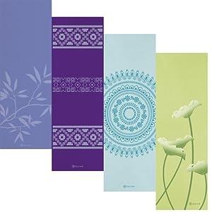 Gaiam Print Premium Yoga Mats (5mm) by Gaiam