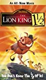 The Lion King 1 1/2 [VHS]