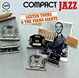 echange, troc Lester Young - Compact Jazz: Young & The Piano Giants