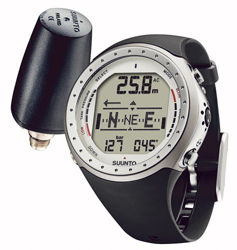 Suunto d9 wrist top dive computer watch with wireless - Computer dive watch ...