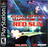512D2M0%2BuNL. SL160  Colony Wars III Red Sun