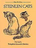 steinlen cats  dover fine art