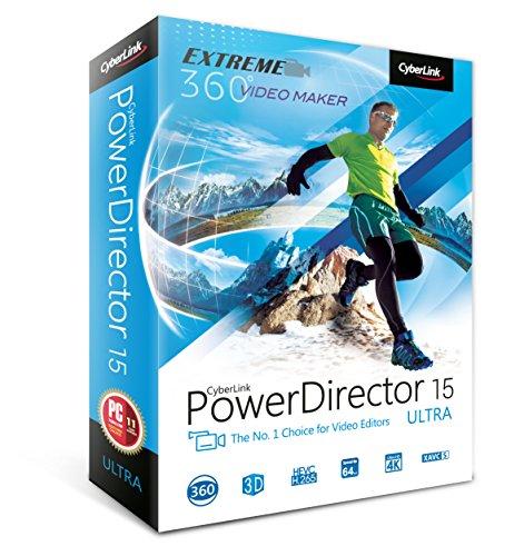 Cyberlink PowerDirector 15 Ultra (Cyberlink Powerdirector Software compare prices)
