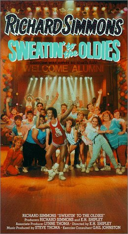 Richard Simmons Sweatin' To The Oldies [vhs] Picture