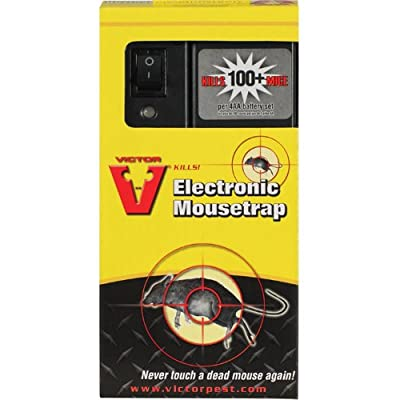 Victor Electronic Mouse Trap - M2524