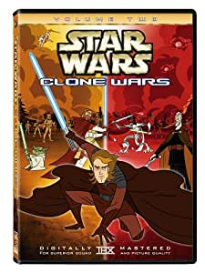 Star Wars: Clone Wars - Volume Two [DVD]