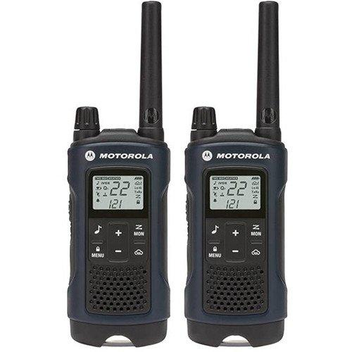 Motorola 22-Channel Weatherproof 35 mile Range Two Way Radio (Walkie Talkie Long Range compare prices)