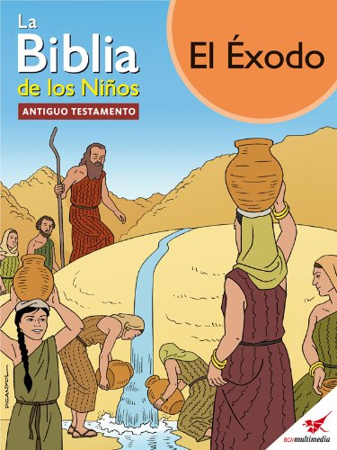 Portada del libro La Biblia de los Niños de Toni Matas, Picanyol