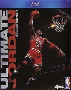 NBA: Ultimate Jordan [Blu-ray]