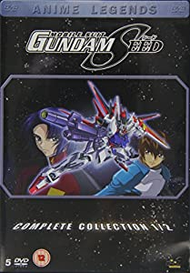 Gundam Seed Complete Collection 1/2 - Anime Legends [DVD]