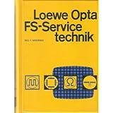 Loewe Opta Fernseh -Servicetechnik.