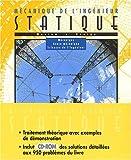 echange, troc L-G Kraige, J-L Meriam - Statique : Mécanique de l'ingénieur (1Cédérom)