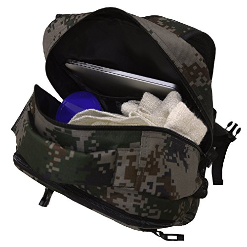 diaper back pack backpack with changing pad travel diaper bag camouflage ii luggage bags bags. Black Bedroom Furniture Sets. Home Design Ideas