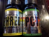 Xtreme shred + Xtreme Pct 60 count Only at Supplement Addict