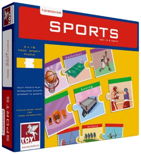 ToyKraft Toy Kraft Sports, Multi Color