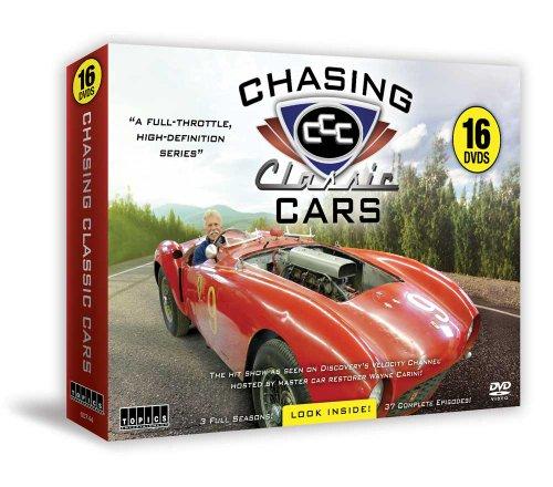 Chasing Classic Cars Dvd Season