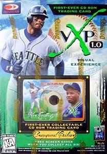 Ken Griffey Jr. CD Rom trading card baseball card (Seattle Mariners) 1997 Donruss VXP... by Hall+of+Fame+Memorabilia