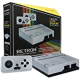 NES 互換機 RETRON シルバー