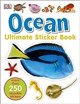 Ultimate Sticker Book: Ocean (Ultimate Sticker Books)