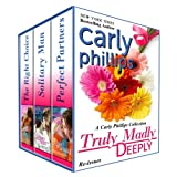 img - for Truly Madly Deeply, A Carly Phillips Collection book / textbook / text book