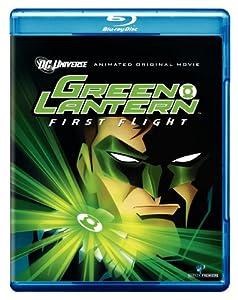 Green Lantern: First Flight [Blu-ray]