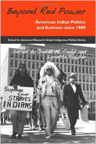 Beyond Red Power: American Indian Politics and Activism since 1900