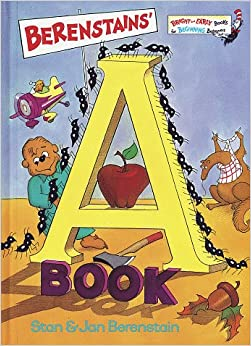 Amazon.com: Berenstains' A Book (Bright and Early Books for Beginning