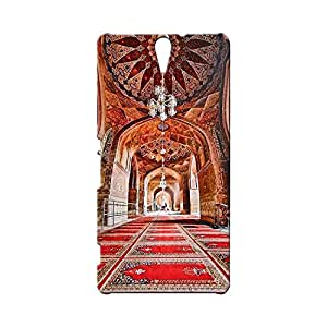 G-STAR Designer Printed Back case cover for Sony Xperia C5 - G5441