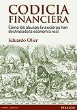 Codicia financiera