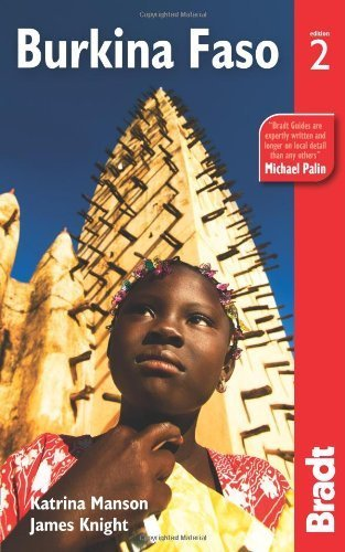Burkina Faso, 2nd (Bradt Travel Guide Burkina Faso) [Paperback]