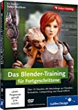 Software - Das Blender-Training f�r Fortgeschrittene